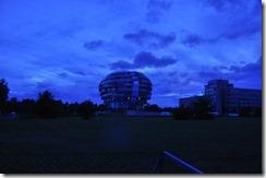INI International Neuroscience Institute Medical Park Demolitio n rubble Haus G MHH Night shots 2011-07-23 043