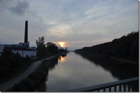 Nordhafen Sunset 2011-09-27 011