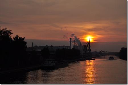Nordhafen Sunset 2011-09-27 044
